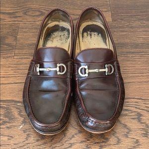 Salvatore Ferragamo men's loafers size 11